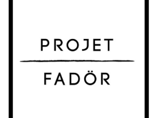 Projet Fadör